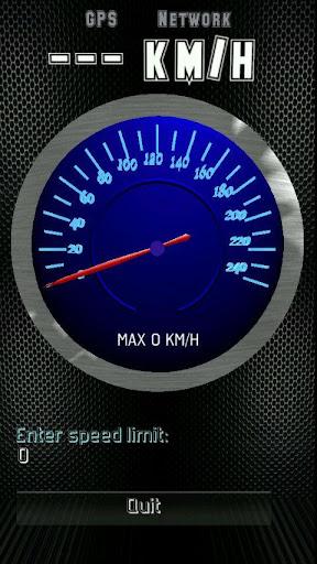 ユニバーサルスピードメーター