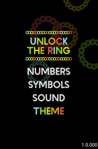 Unlock the Ring - Free Puzzle