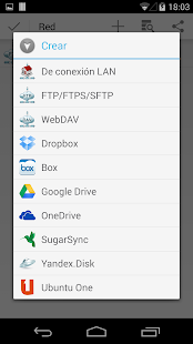 File Manager HD (Explorer) - screenshot thumbnail