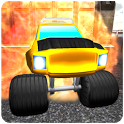 Hill Truck Rally 3D icon