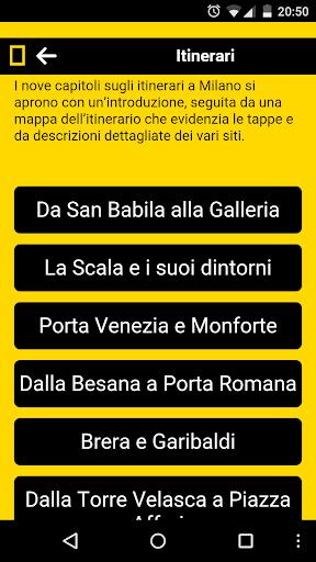 Milano Walking Guide