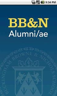 BB&N Alumni/ae Mobile - screenshot thumbnail