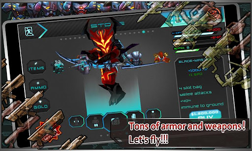 descargar star warfare alien invasion v2.11 android