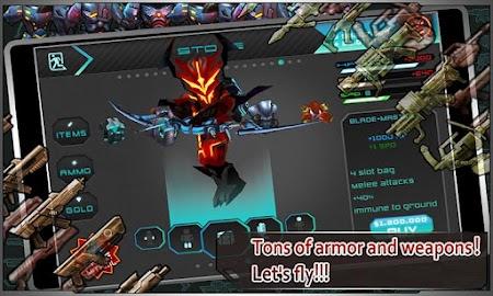 Star Warfare:Alien Invasion Screenshot 4