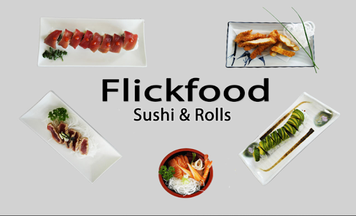 Flickfood Sushi Recipes