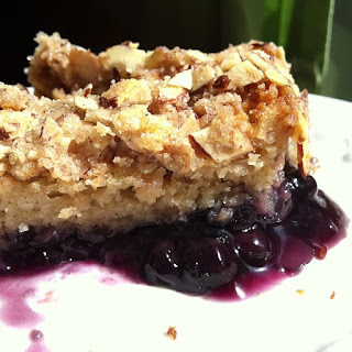Blueberry Coffee Cake Gluten-Free