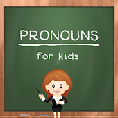 Pronouns For Kids