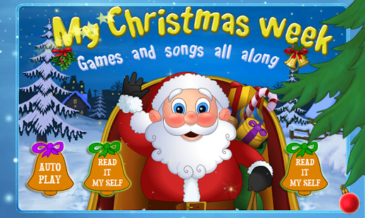 My Christmas Week Story Games