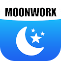 MoonWorx lunar calendar icon