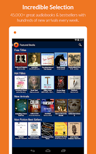 Audio Books by Audiobooks Screenshot 16