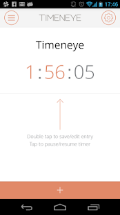 Timeneye time tracking- screenshot thumbnail