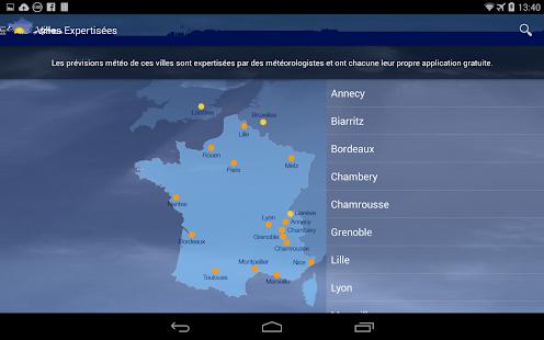 Météo Chamrousse- screenshot thumbnail