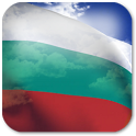 3D Bulgaria Flag + icon