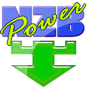 Power NZB – Android's NZB App logo