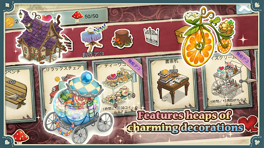 New Alice's Mad Tea Party v1.1.1