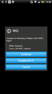 WiQ - screenshot thumbnail