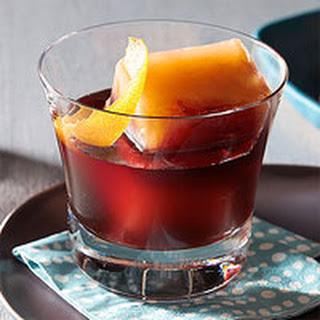 Cranberry Negroni
