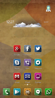 Screenshot of Vintage Icon Pack