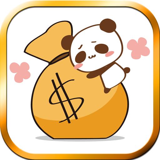 家計簿♪カンタン管理:貯金が貯まる節約アプリ by だーぱん file APK Free for PC, smart TV Download