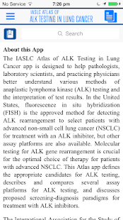 IASLC Atlas of ALK Testing- screenshot thumbnail