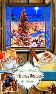 Christmas Recipes; Hot Drinks- screenshot thumbnail