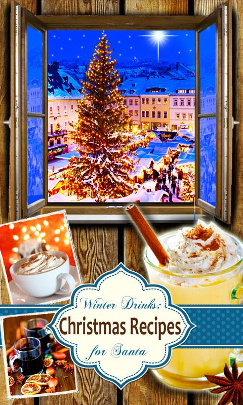 Christmas Recipes; Hot Drinks - screenshot