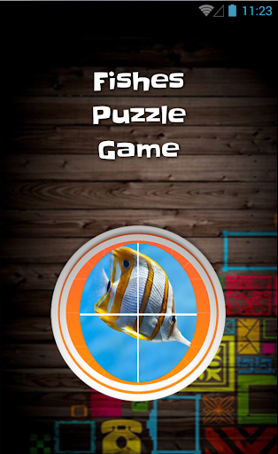 Fish Slide Puzzle Game