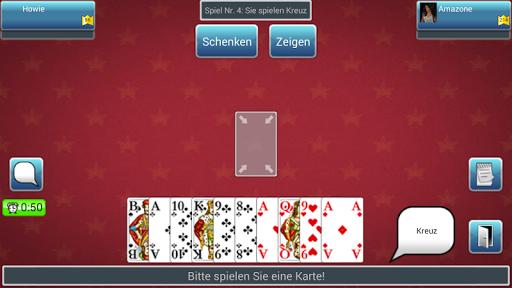 LiveSkat - Skat online spielen
