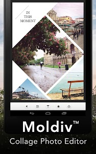 Moldiv - Collage Photo Editor v2.7
