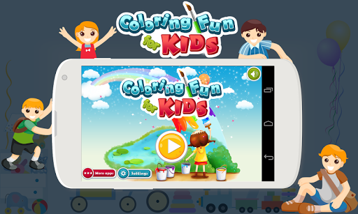 Coloring Fun for Kids