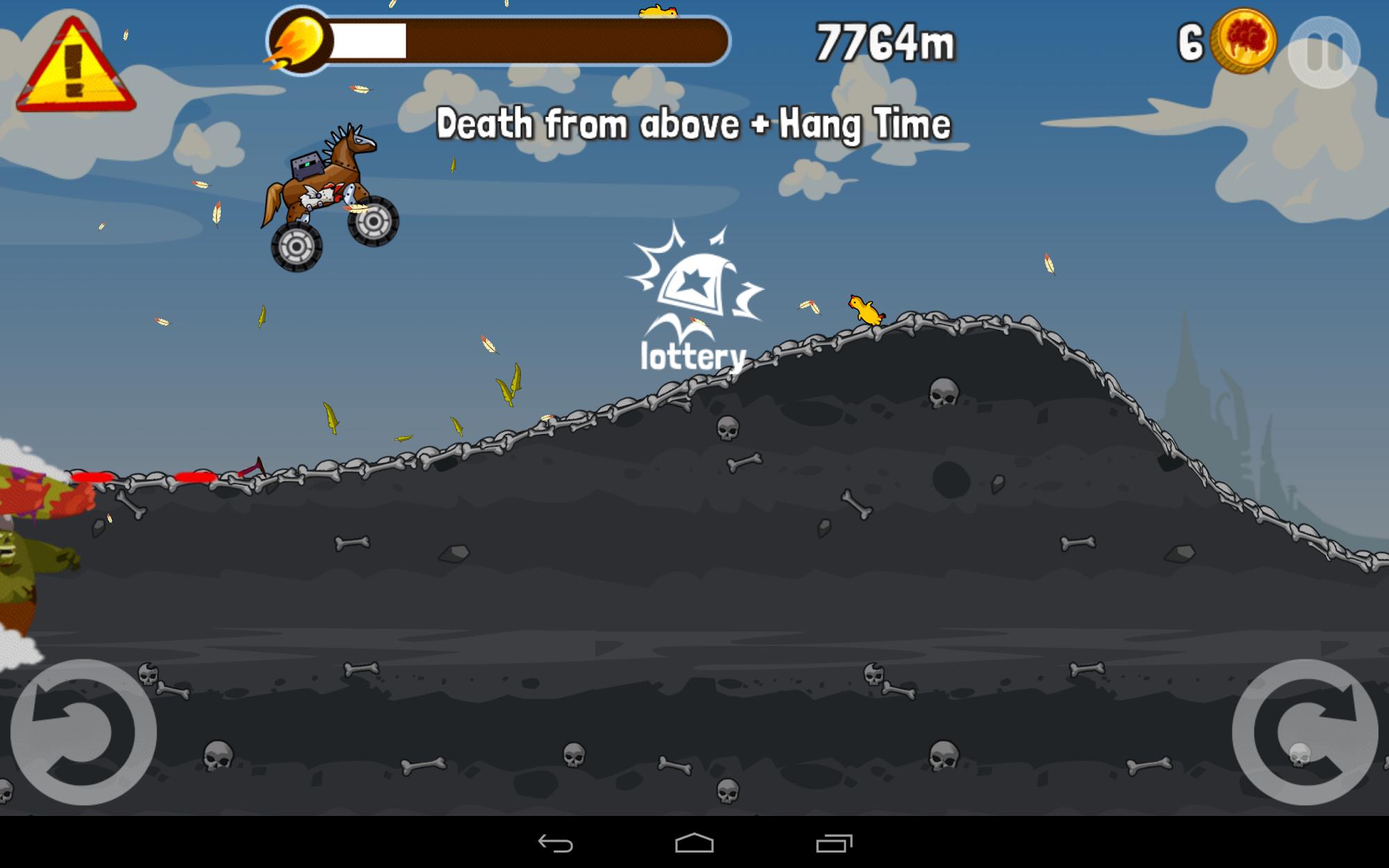 Zombie Road Trip screenshot #11