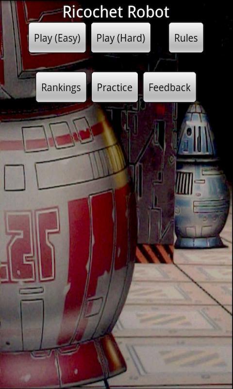 Ricochet Robot- screenshot