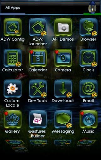 玩個人化App|ADWTheme童話村免費|APP試玩