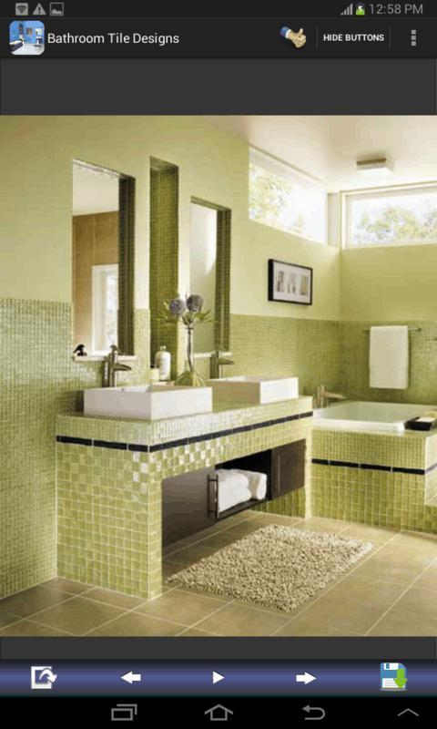 Best bathroom tile designs android apps on google play for Bathroom design simulator
