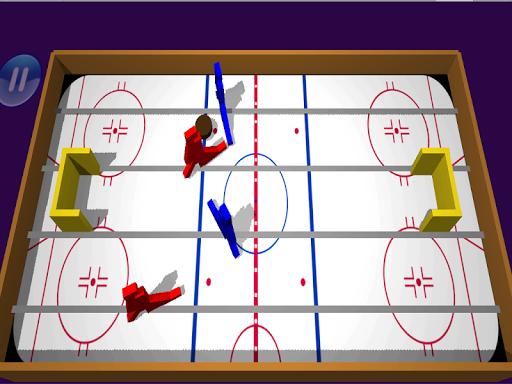 Table Ice Hockey 3d