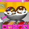 Making Ice Cream Sundae icon