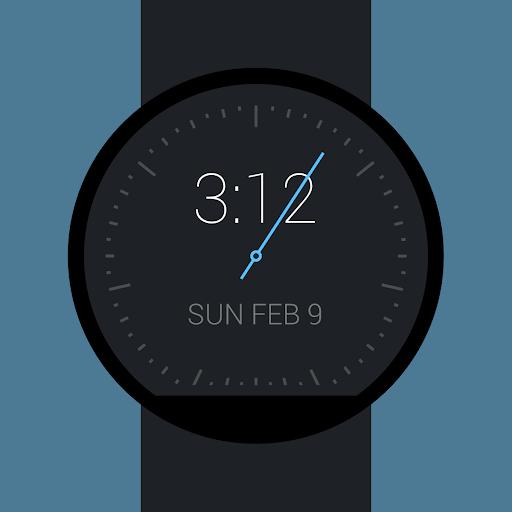 Relativity Watch Face