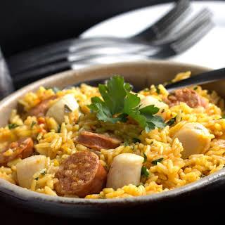 Scallops With Chorizo Recipes.