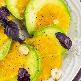 Super Simple Citronette Salad Dressing.