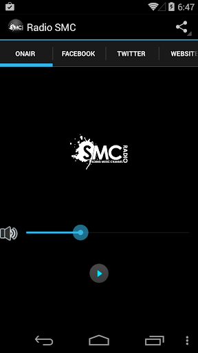 Radio SMC