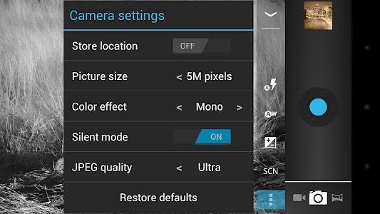 Camera ICS+ v1.6.3