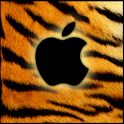 Tiger Apple Lock Screen icon