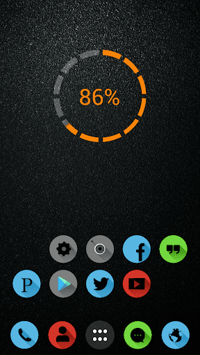 【免費個人化App】Pure Black for Cobo-APP點子