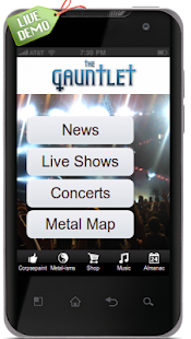 The Gauntlet - Heavy Metal - screenshot thumbnail