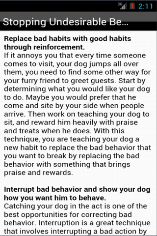 【免費生活App】Dog Training Tips-APP點子