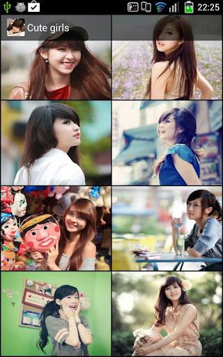 Cute girls hot
