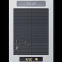 ソーラー充電 icon