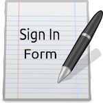 Sign In List