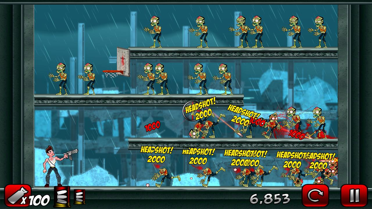 Stupid Zombies 2 - screenshot