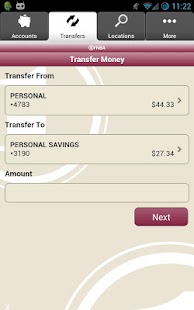 FNBA Mobile Banking - screenshot thumbnail